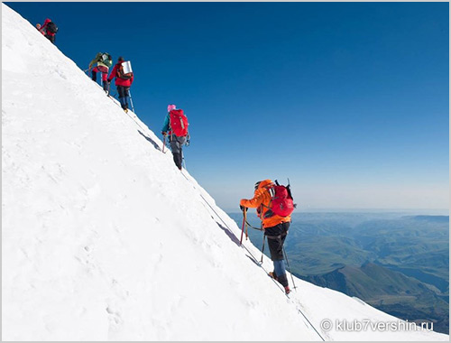 Russia: Expedition to Mount Elbrus (5642m)