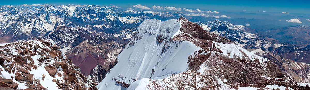 Peru Expeditions Tours: Argentina: Expedition to Cerro Aconcagua (6962 m), a trip with a Russian Mountain Guide 7 Summits Club Collection
