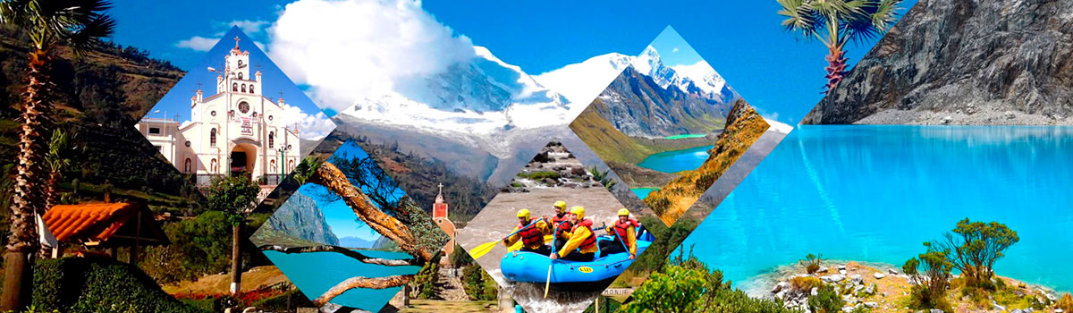 Peru Expeditions Tours: Daily trips in Huaraz-Peru » ▪ Active Tourism in Peru