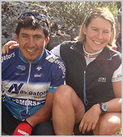 Yony Macedo Expert Mountainbike-guide certified - Champion winner of many competitions