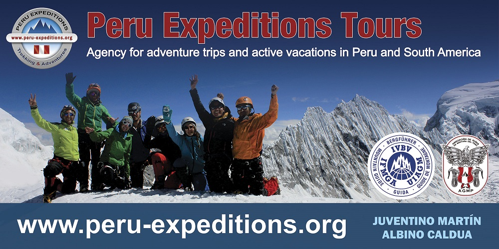 Peru Expeditions Team 2017