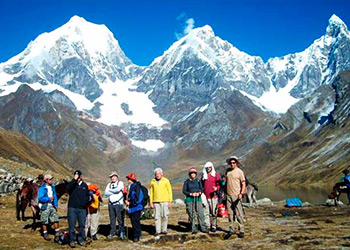 Hiking, Adventure, Trekking Cordillera Huayhuash