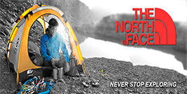 North Face Gear