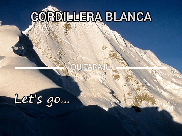 Nevado Quitaraju
